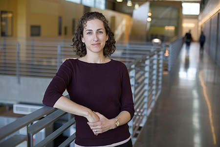 Professor Sidra Goldman-Mellor