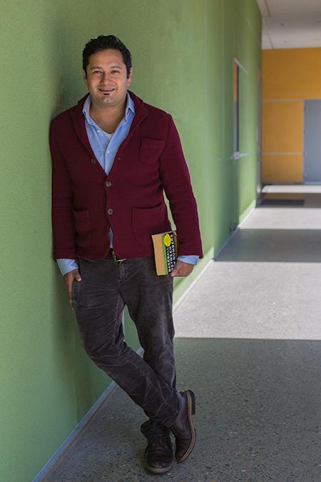 Professor Alexander M. Petersen