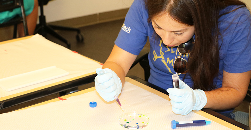 CalTeach helps address the shortage of math and science teachers through innovative programming.