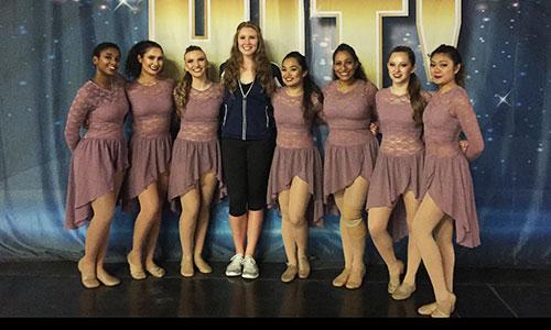 UC Merced Bobcat Dance Team