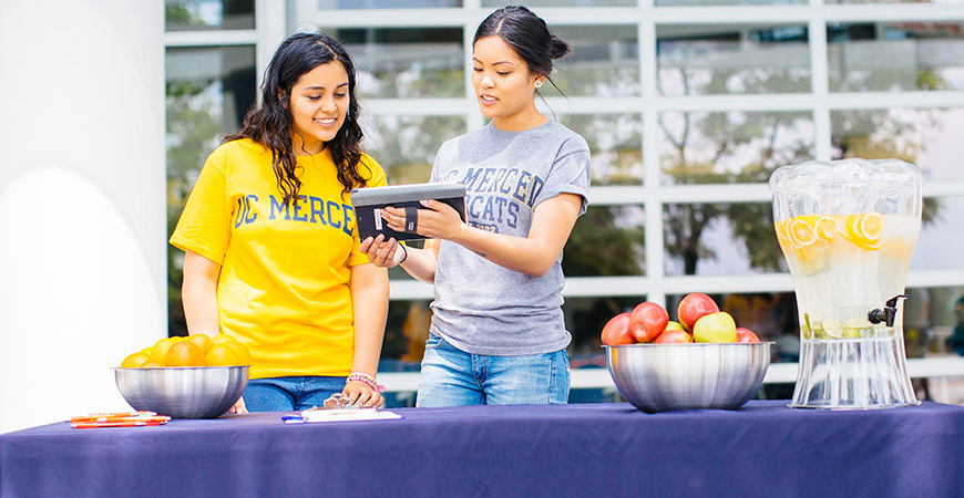 The Student Impact Fund can support student organizations who lead off-campus projects that address an identified community need.