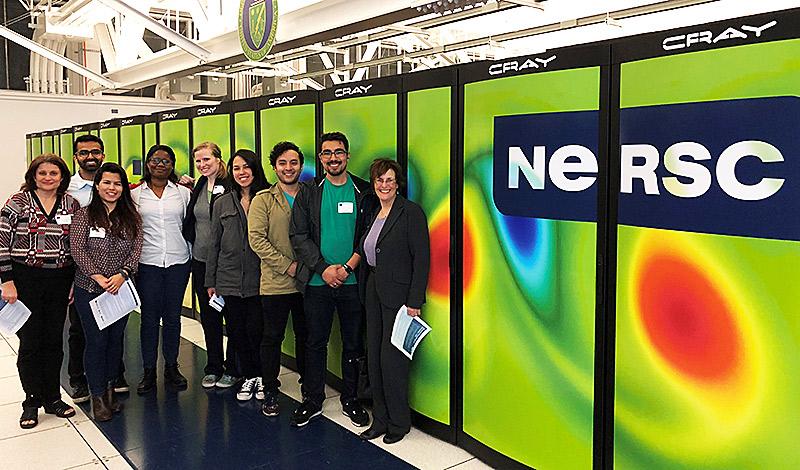 UC Merced's 2017-18 NRT ICGE cohort
