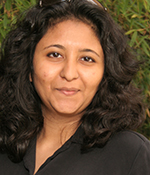 UC Merced professor Sayantani Ghosh