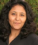 UC Merced professor Sayantani Ghosh