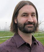 UC Merced professor Michael Spivey
