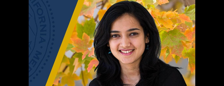 Ph.D. Student Megha Suswaram