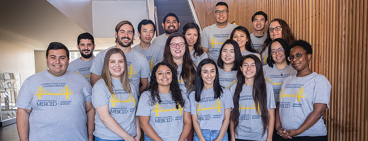 Competitive Edge Summer Bridge 2019 cohort